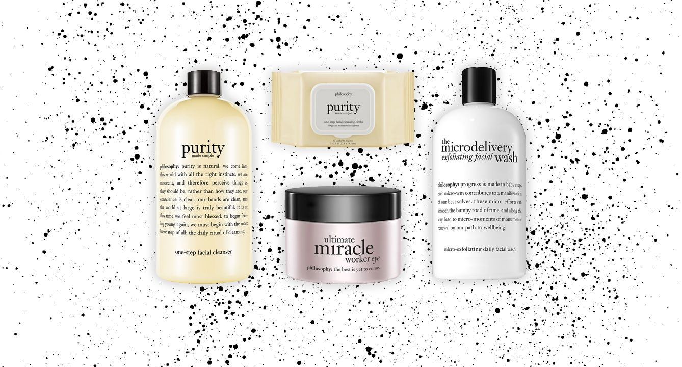 The Best Philosophy Skincare Products Influenster Reviews 2020 Skin Care Clean Skincare Green Beauty
