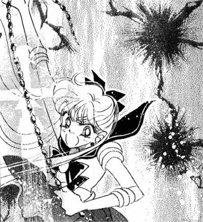 Manga Venus Love Chain   Sailor Venus   Pinterest