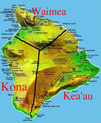 south point hawaii map South Point Hawaii Big Island Hawaii Hawaii Island Kona Hawaii
