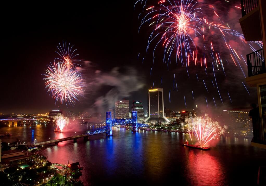 City Of Jacksonville Coj On Twitter New Years Eve Fireworks Jacksonville Beautiful Places To Visit