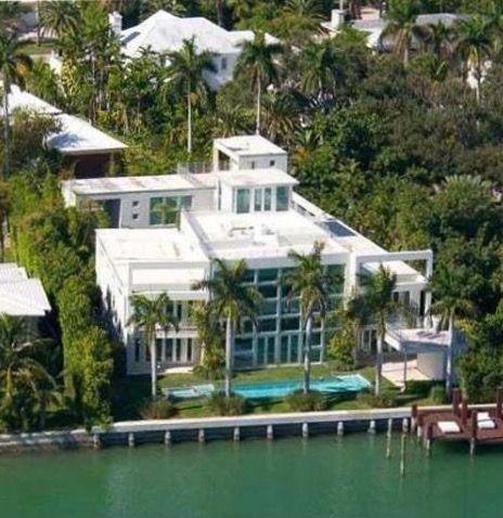 Lil Wayne S House Miami Star Island I Think From Celebrity