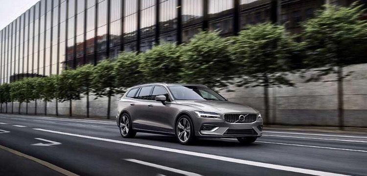 The New Volvo V60 2018 Volvo V60 Volvo Station Wagon Cars