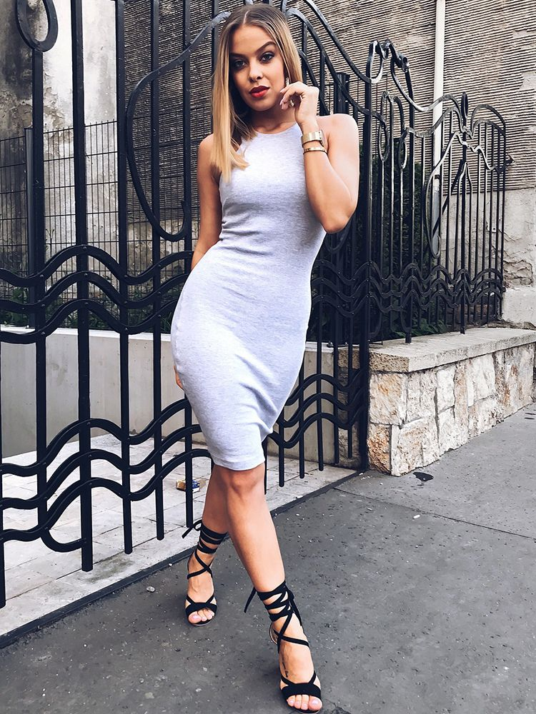 bodycon dresses definition