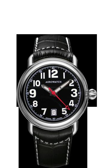 5643bc314f2e Aerowatch 1942 Automatic 60900 AA08 Relojes