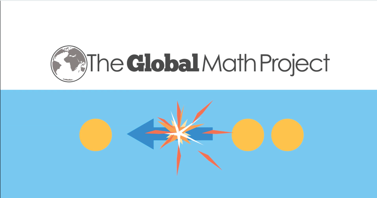 It\'s official! The Global Math Project team has settled on the date ...