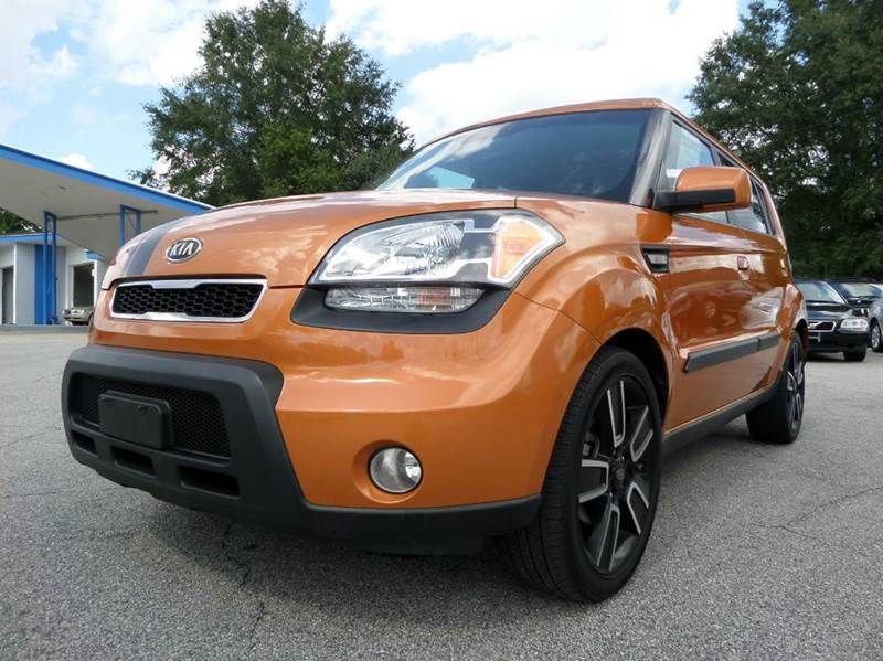 2010 Kia Soul 10 979 Used Pickups For Sale Pickup Trucks For Sale Raleigh