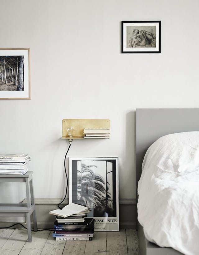 Design Guide: Nightstands Perfect for Small Bedrooms | Apartment Therapy