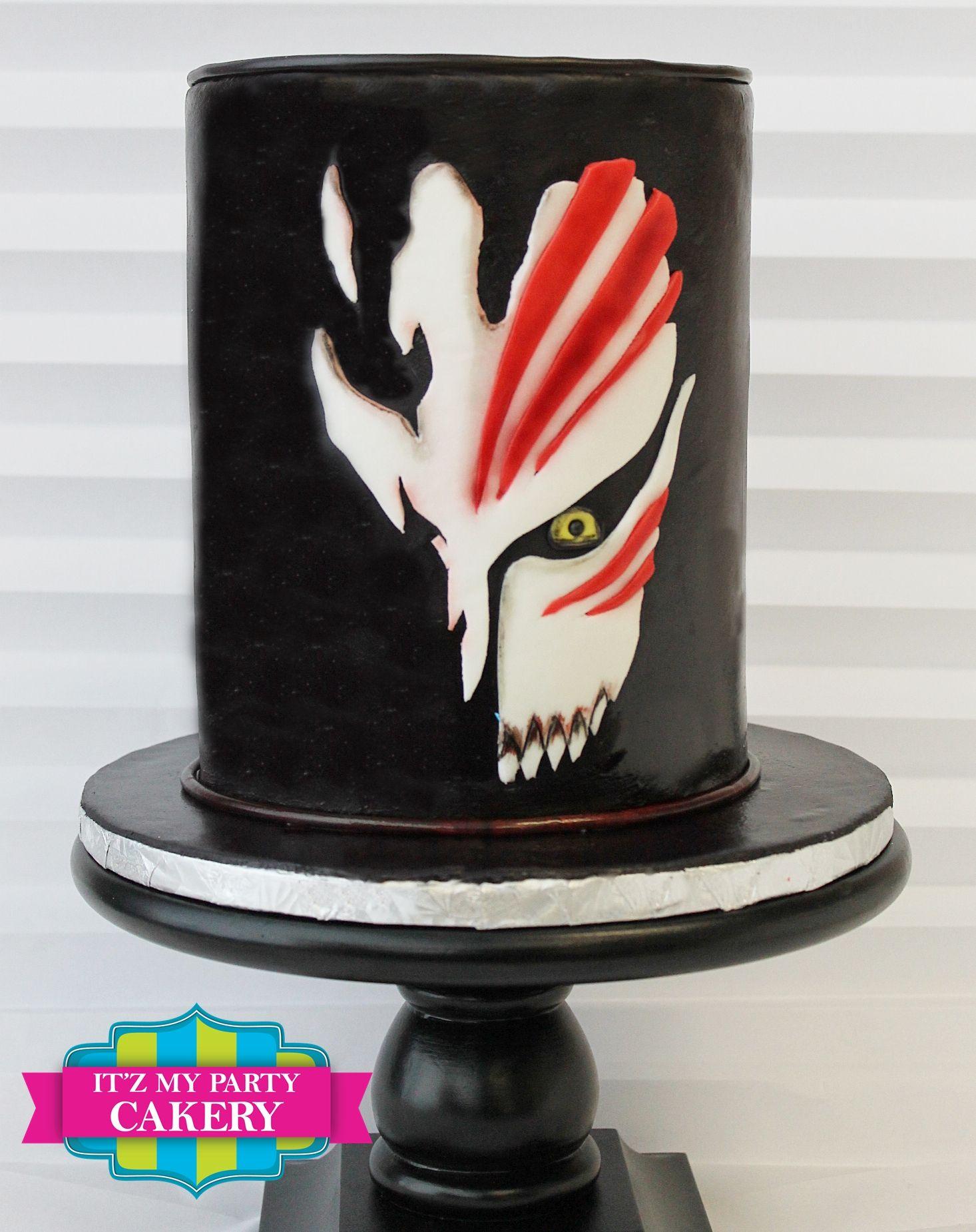 Bleach Anime Anime cake, Cupcake cakes, Cake hacks