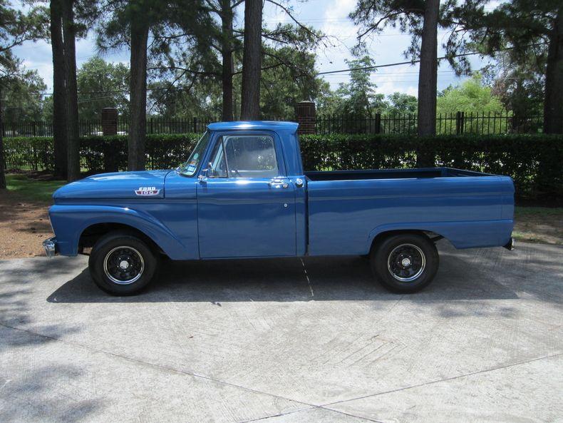1963 Ford F100 Unibody Car Restoration Pinterest