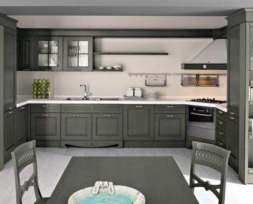 Cucine Aran Imperial New Age | Cucine componibili | Mobili per ...