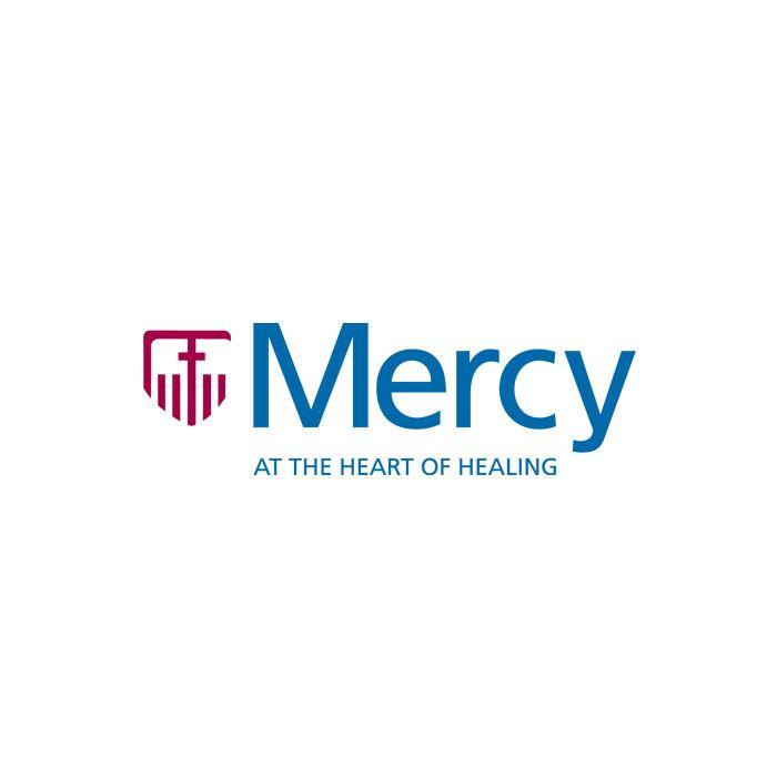 Logo For Mercy Hospital Medical Jobs Medical Receptionist Healthcare Logo