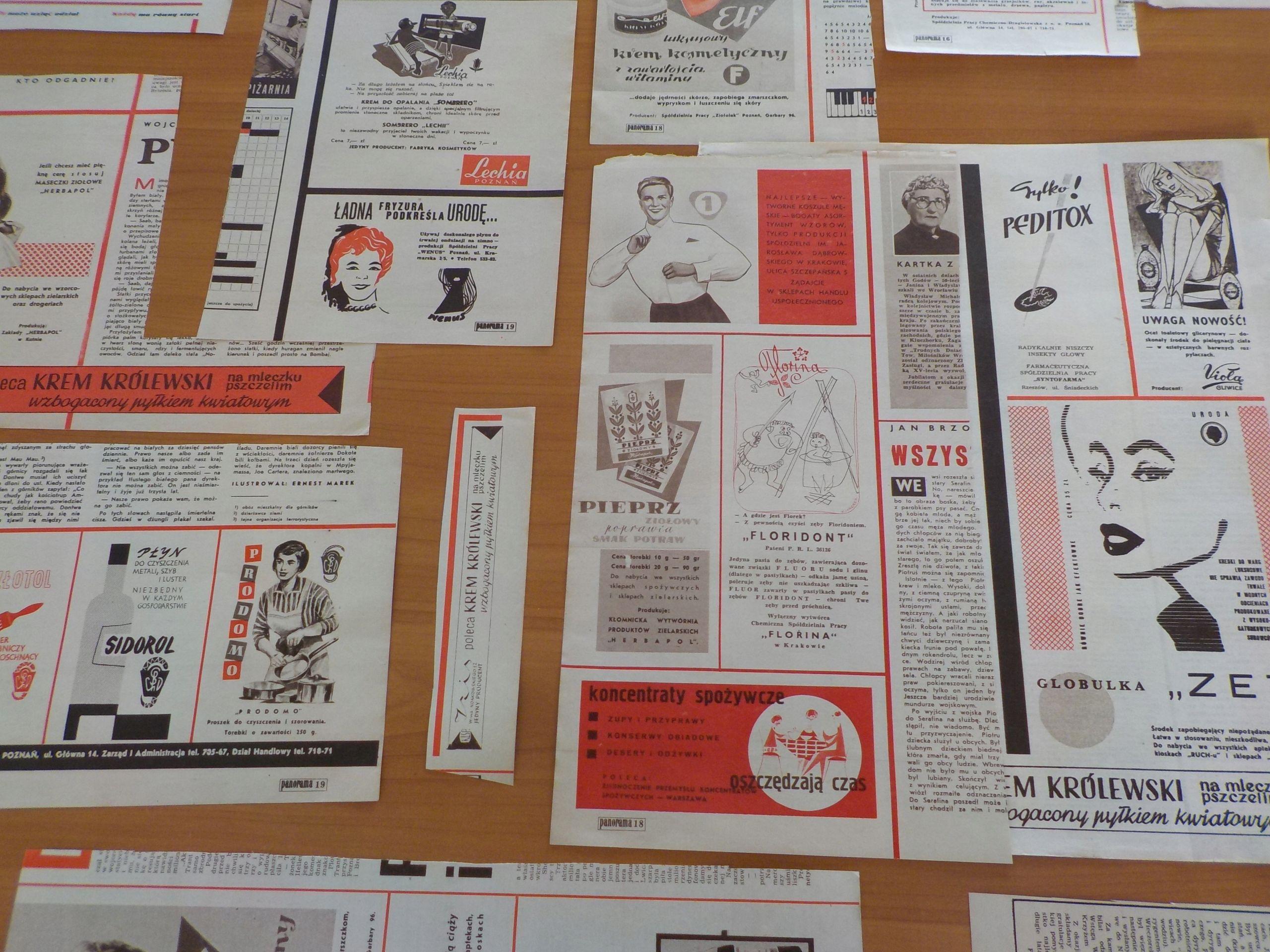 Reklamy Prl Lata 61 62 Duzy Zestaw Panorama 7634482567 Oficjalne Archiwum Allegro Bullet Journal Journal Event