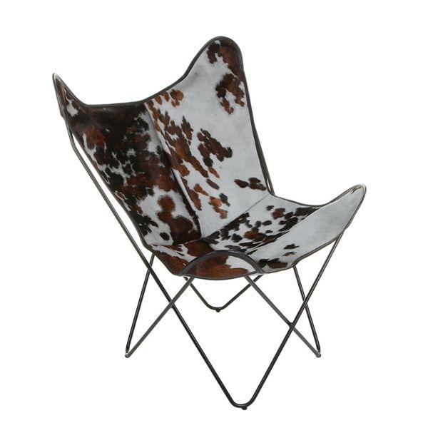 Kuhfellmöbel stuhl aus kuhfell möbel aus echtem leder möbel designer möbel