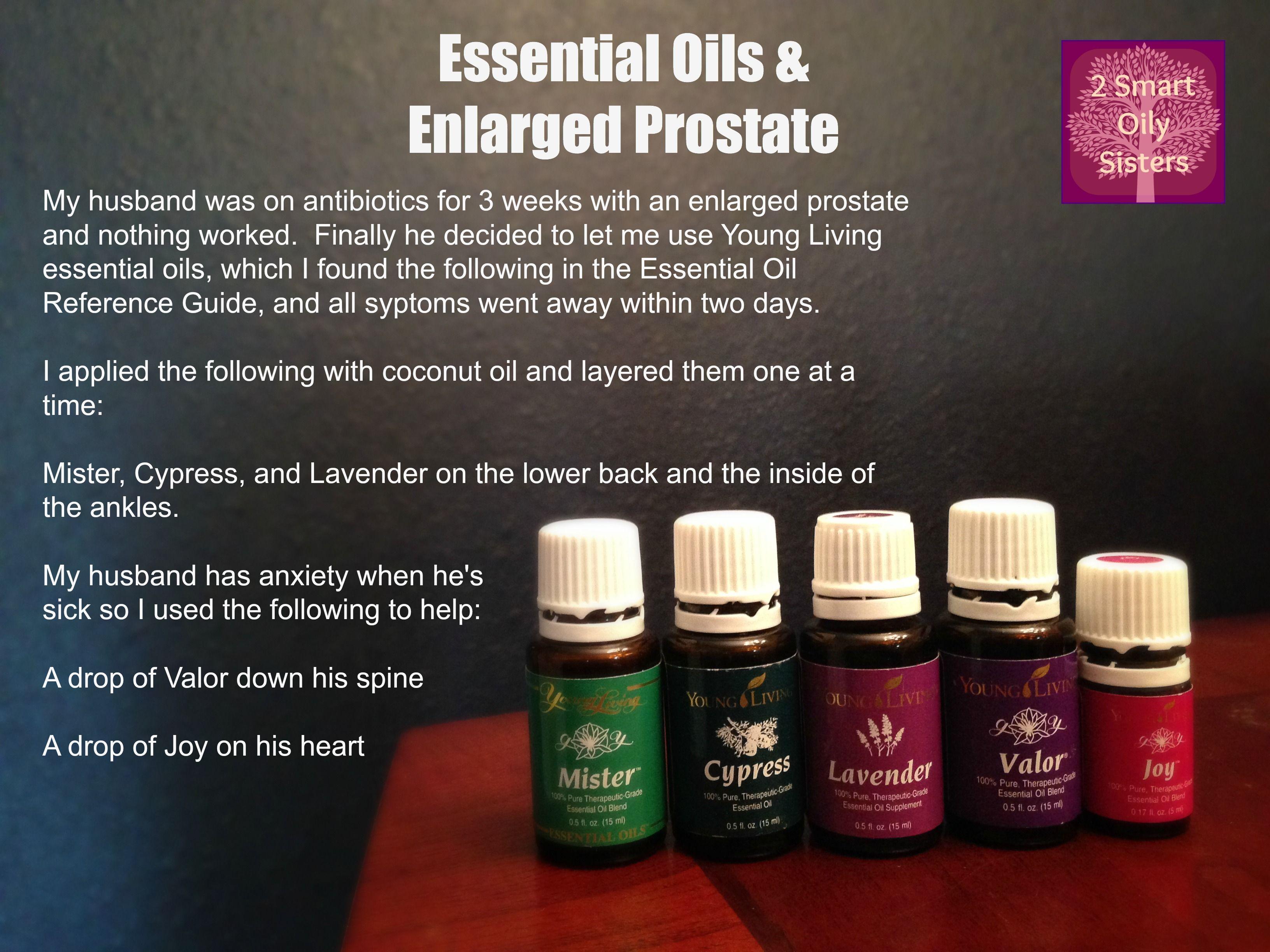 Protical para la salud de la próstata con aceites esenciales yl