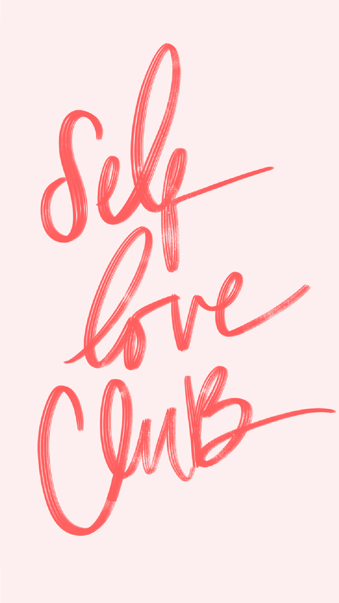Self Love Wallpapers Arrière Plans Iphone écran Et Avoir