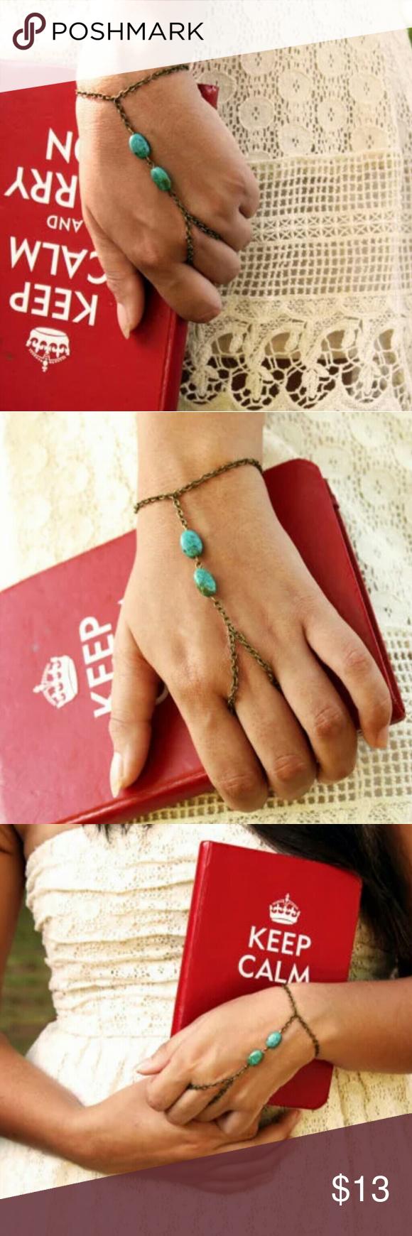 Boho slave bracelet Brand new in original packaging . bundle and save 20% Jewelry Bracelets