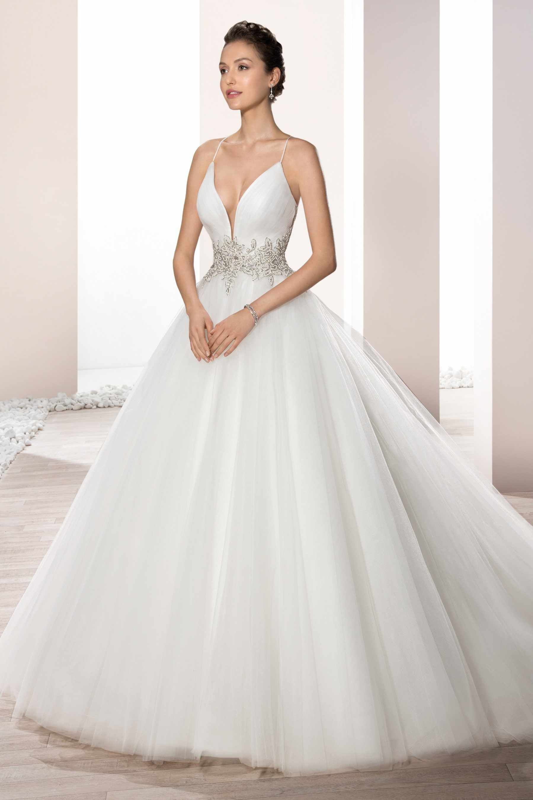 Demetrios wedding dress style a look perfect for the modern