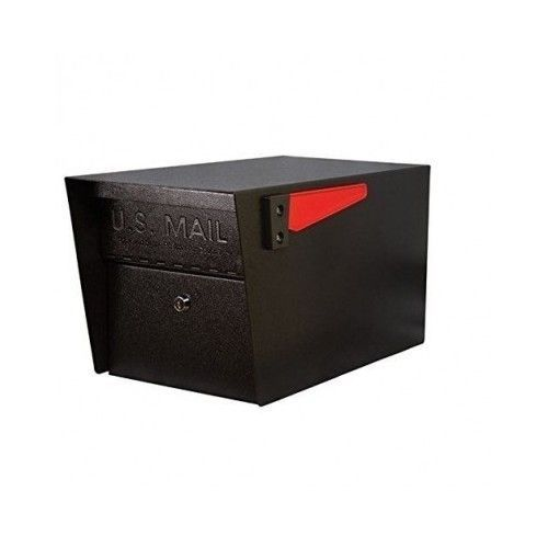 Large Locking Security Mailbox Residential Anti Theft