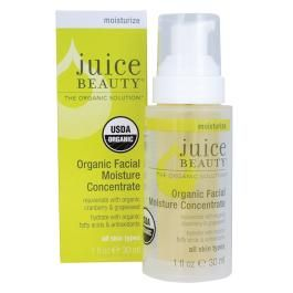 Juice beauty organic facial moisture concentrate