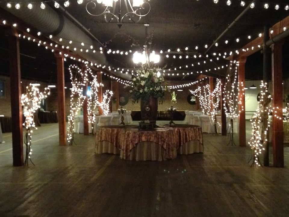 Weddings Receptions Event Venue Chapel The Ice House Jackson