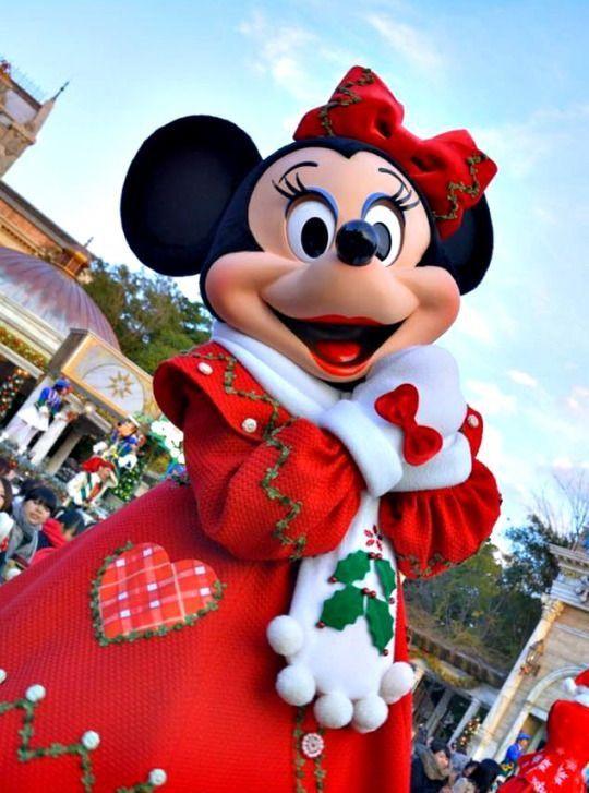 Klassisch mit Basis Disneyland Paris Figürchen Minnie Klassisch mit