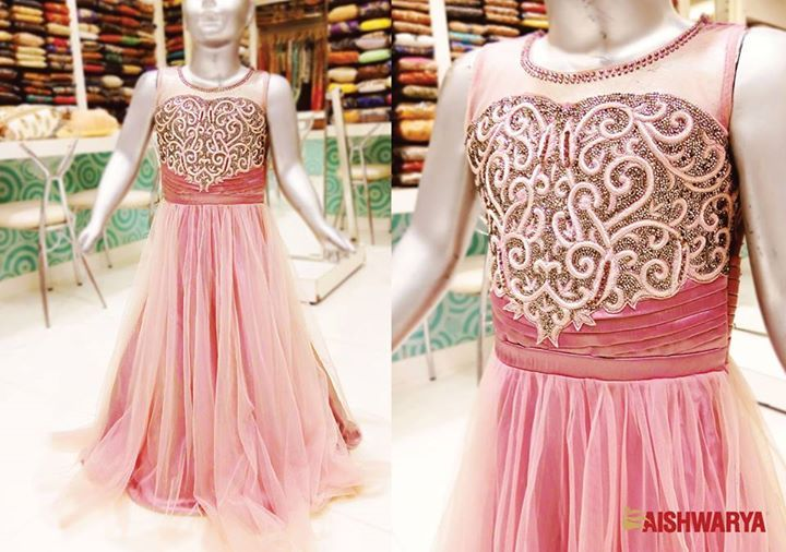 Dress your darling daughters in beautiful Indian Gowns by ...