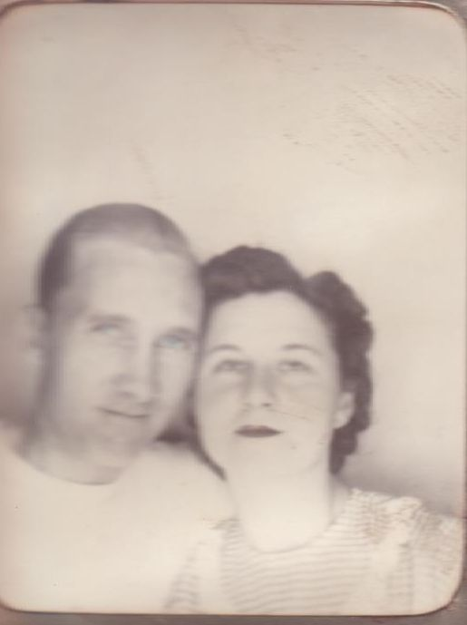 Mom and Dad back in their very early years.