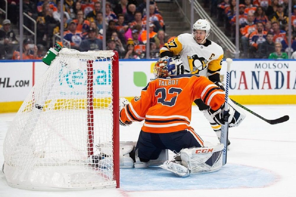 Demme And Sabitzer Secure Deserved Win Oilers Penguins Crosby
