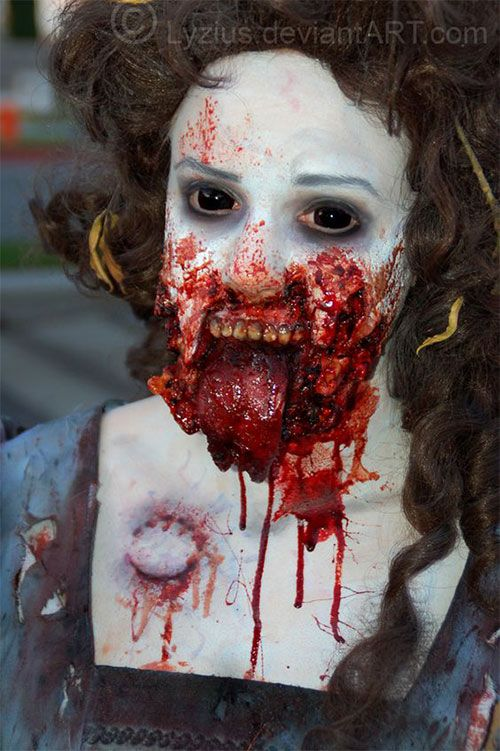 20-very-scary-halloween-zombie-face-makeup-ideas-looks ...