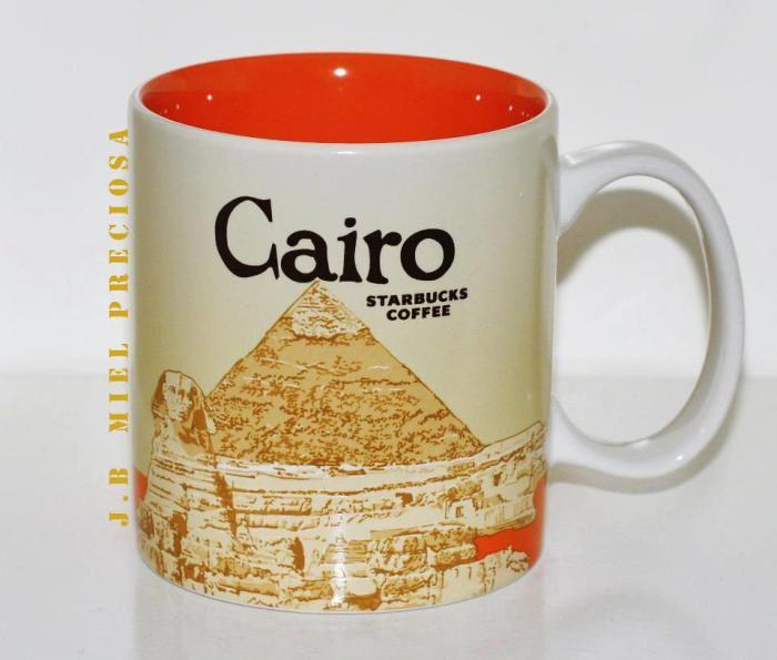 EGYPT ICONS | Starbucks City Mugs
