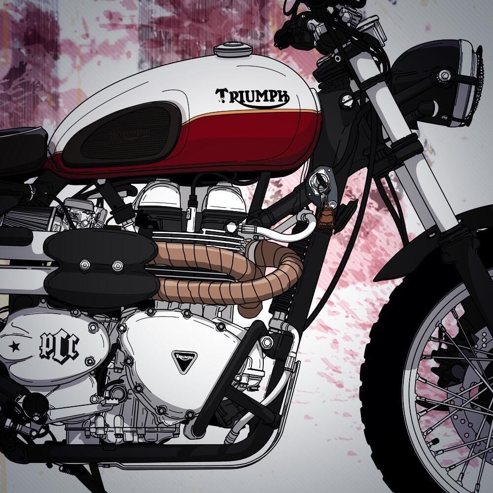 F&O Triumph motorcycles
