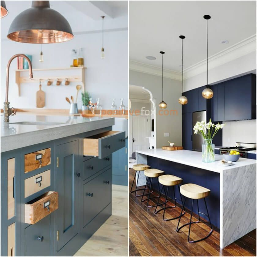 breakfast bar ideas  best kitchen counters examples with