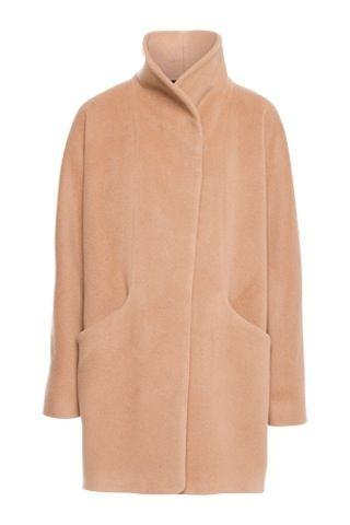 Aritzia camel coat.