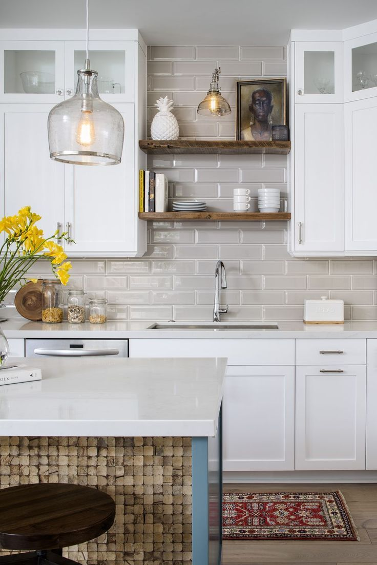 these cozy bohemian kitchens will inspire your next renovation bohemian kitchen kitchen on kitchen interior boho id=38897