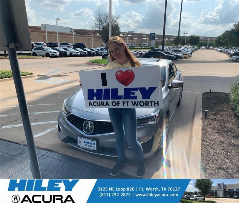 #HappyBirthday Erica From Everyone At Hiley Acura