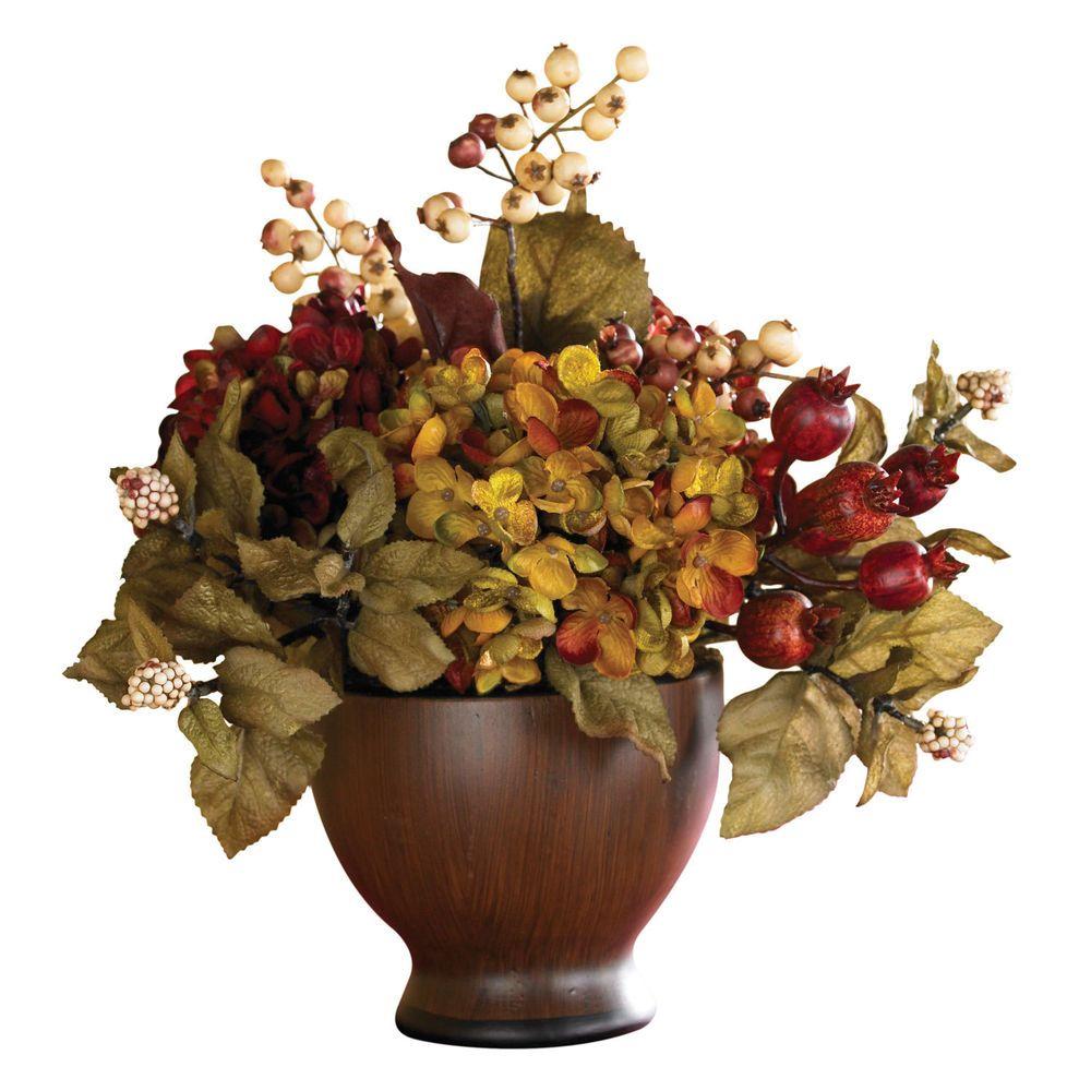 New Hydrangea Autumn Thanksgiving Christmas Holiday Flower