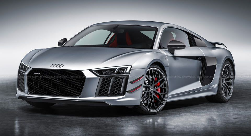 Could The Rumored Audi R8 Gt Look Anything Like This