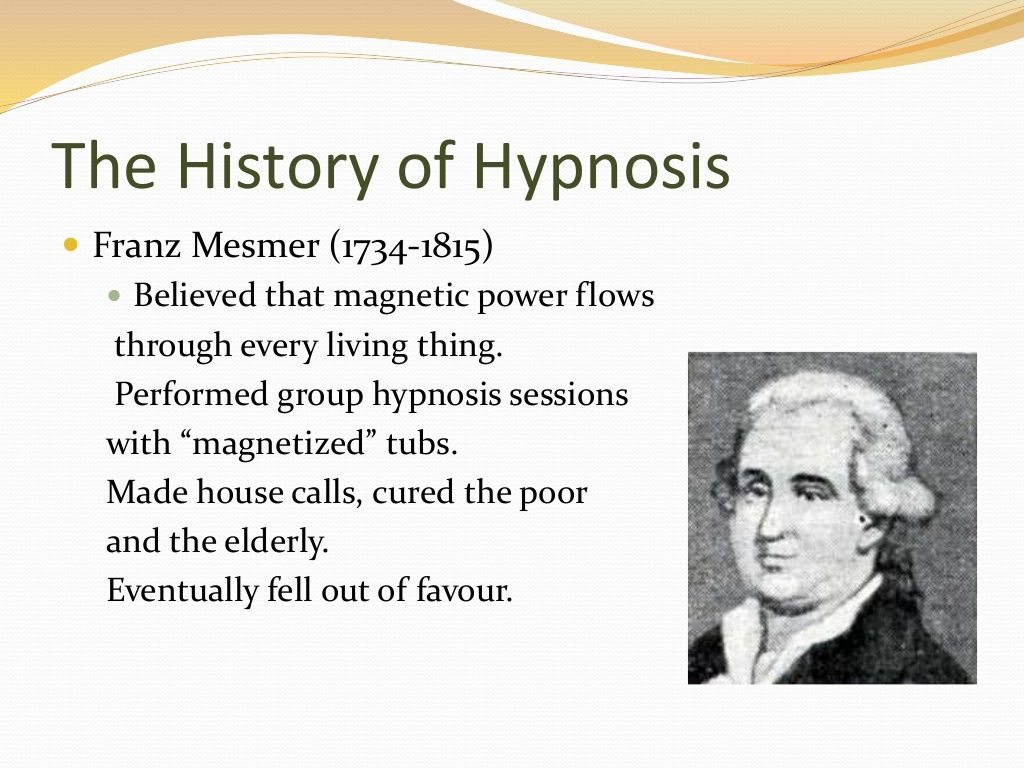 slide51024.jpg (1024×768) Hypnosis, House call, The cure
