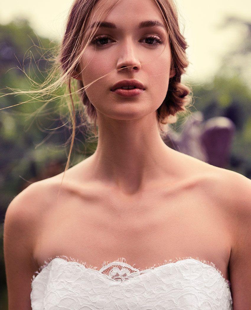 Free wedding dress  Collezione Sposa  u Giuseppe Papini  ShoulderFree wedding