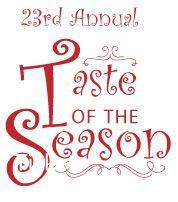 Taste of the Season