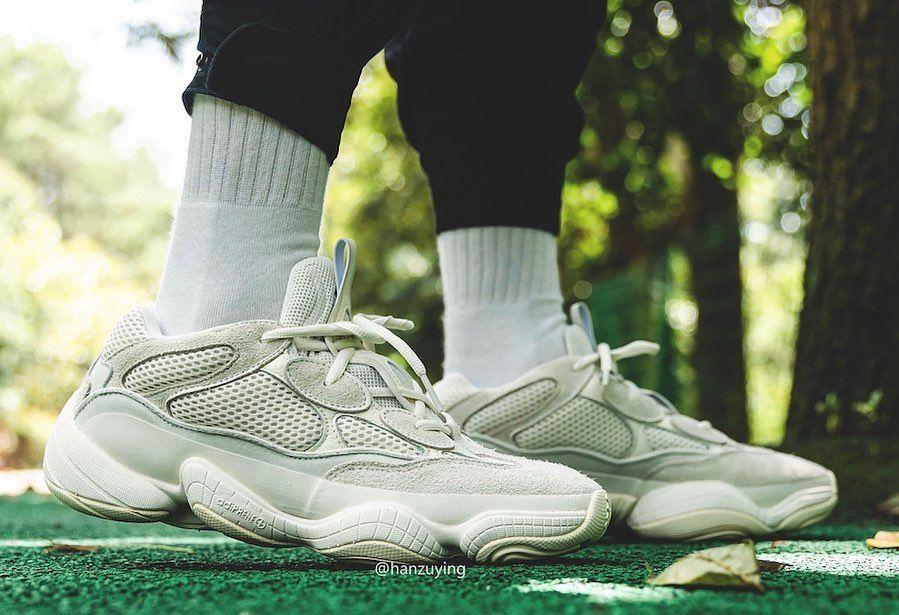 adidas Yeezy 500 Bone White | Adidas