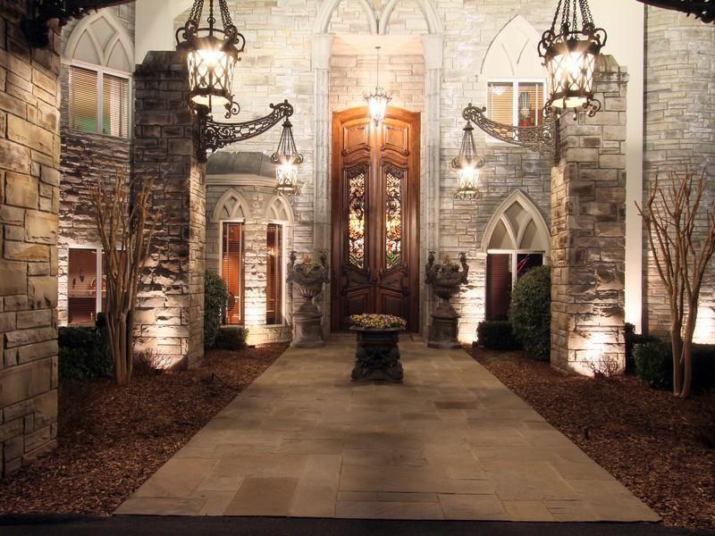 Astonishing Crantzdorf Castle In Johnson City Tennessee United States 2 Historic Homes Estate Homes Johnson City