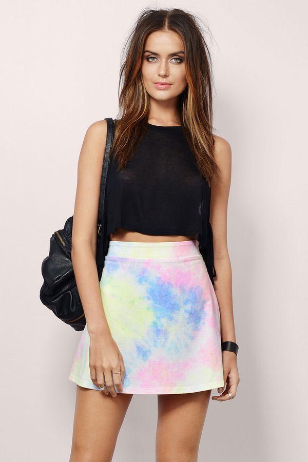 c63d6f4980 Sheryl Skirt