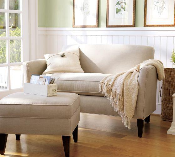 Marcel Upholstered Mini Sofa In 2019