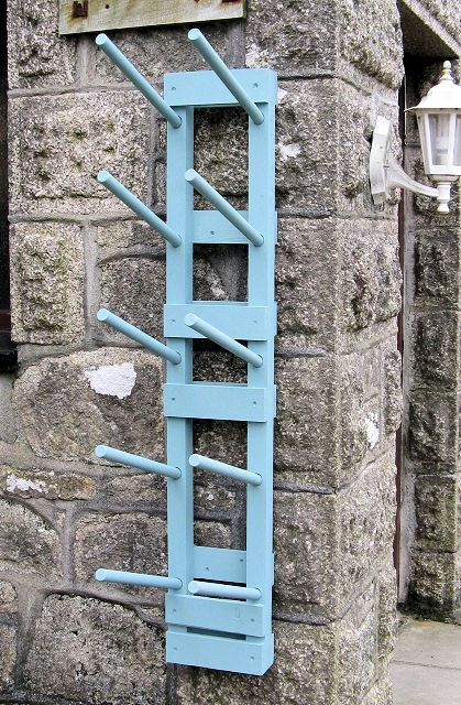 exterior welly rack (change colour to F) EveAmberLay Pinterest