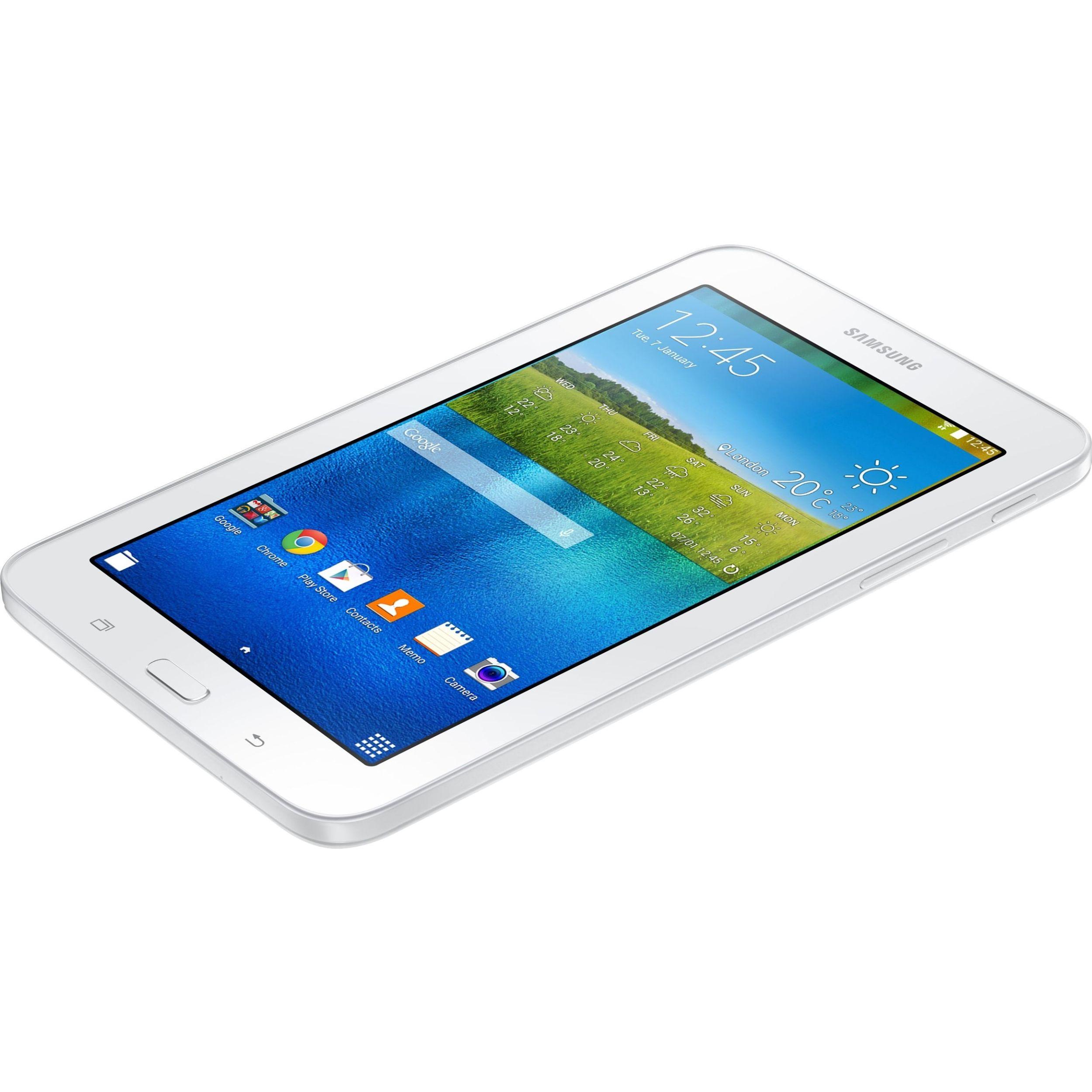 Samsung Galaxy Tab E Lite SM-T113 8 GB Tablet - 7