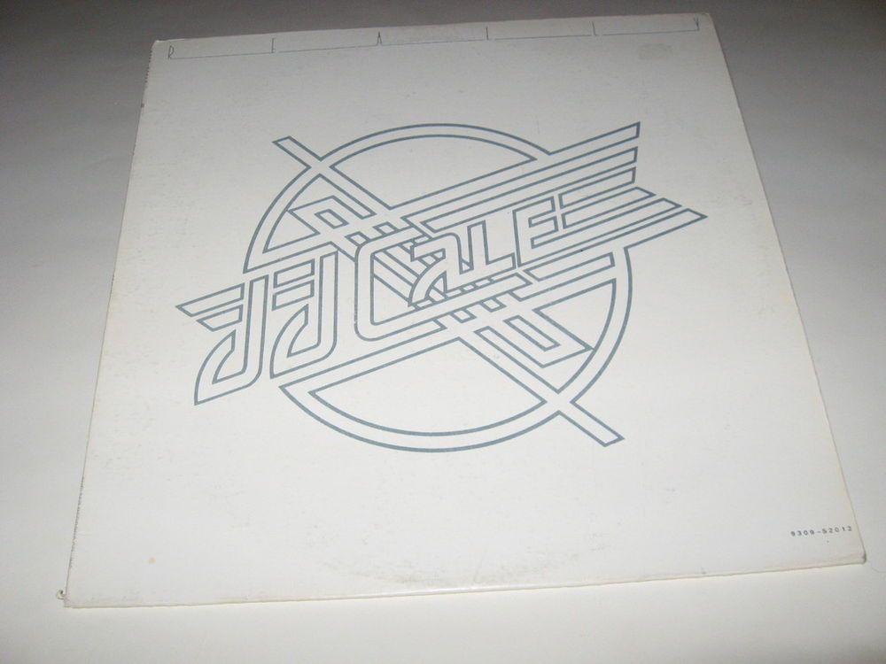 J.J. Cale - Really , Lp near mint