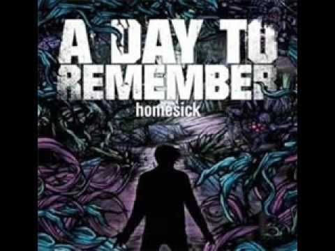A Day To Remember The Downfall Of Us All Lyrics With Images