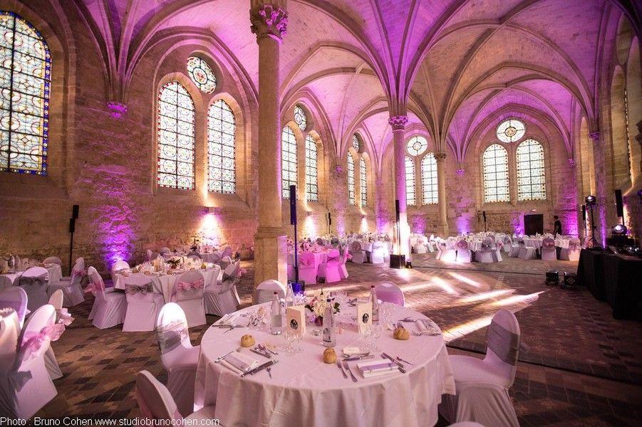 Abbaye De Royaumont Réfectoire Des Moines 2 Lieux