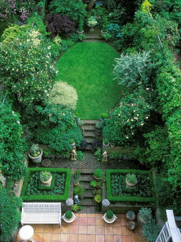40 inspirations pour un jardin anglais | Gardens, Garden ideas and ...